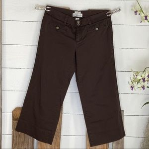 Old Navy Stretch Cropped Pants 8